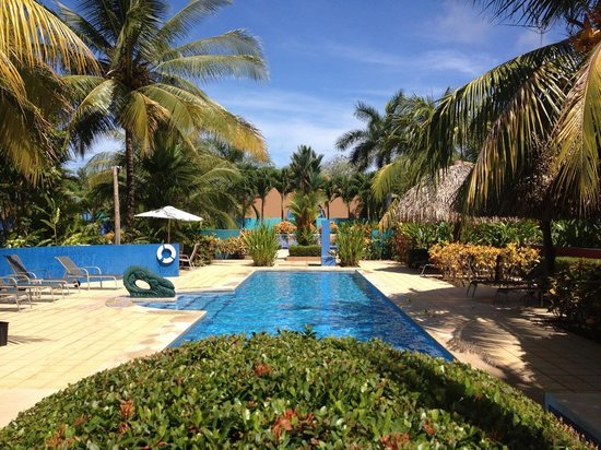 Alma del Pacifico Beach Hotel & Spa : Delicia de piscina!
