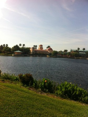 Disney's Coronado Springs Resort: View of the property
