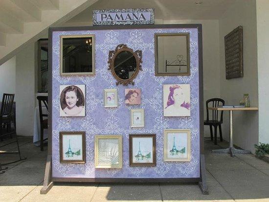 Pamana Restaurant : Portrait station