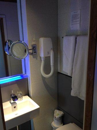 Henley House Hotel : Bath appliances