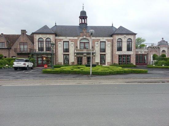 Hotel D'Hulhaege: D'Hulaege hotel