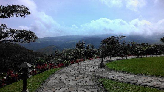 Villa Blanca Cloud Forest Hotel and Nature Reserve: view of surrounding land