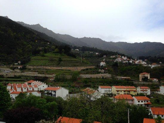 Hotel Berne: Vista do nosso quarto...