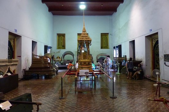 Scenes from the National Museum (5) - Picture of The National Museum Bangkok,...