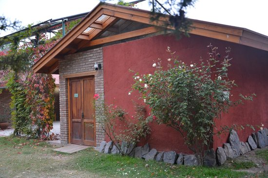 Lujan de Cuyo B&B : Restaurante + TV