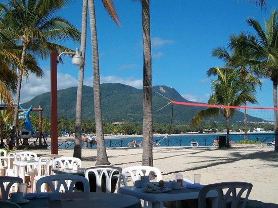 Grand Paradise Playa Dorada: Resturant view