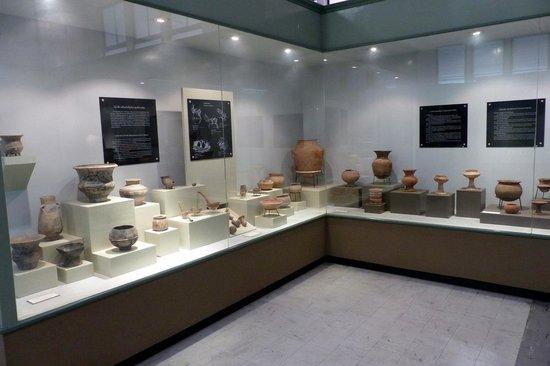 The National Museum Bangkok: Gallery rooms at The National Museum (9)