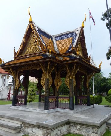 The National Museum Bangkok: Scenes from the National Museum (3)