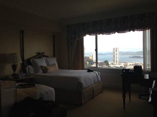 Fairmont San Francisco: Room