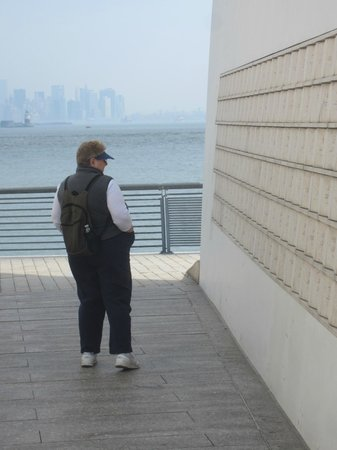 Postcards-The The Staten Island September 11 Memorial: It's a peaceful place, one worthy of reflection