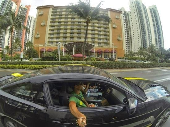 Ramada Plaza Marco Polo Beach Resort : hotel