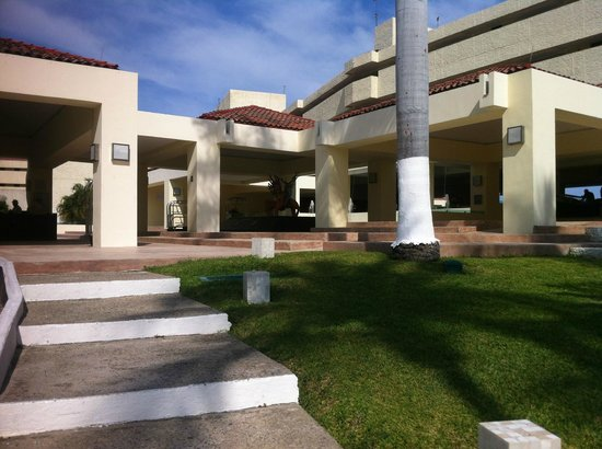 Dreams Huatulco Resort & Spa: Entrada