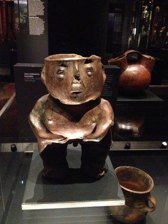 Museo Chileno de Arte Precolombino: Exhibits at Museum