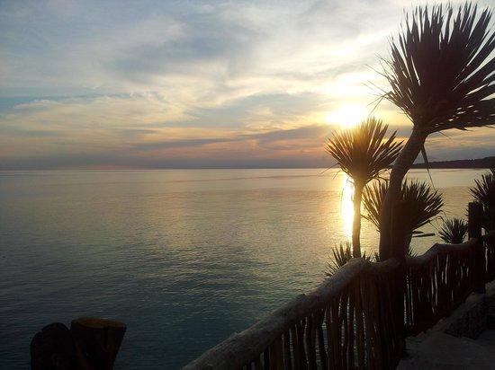 Amatoa Resort: the sunset of amatoa