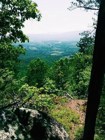 Christopher Place Resort : One of Many Views from the Hike
