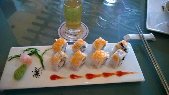 Azul Beach Resort The Fives Playa Del Carmen: Sushi at Tsuki