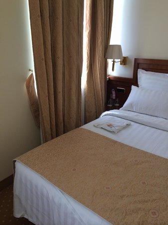 My City Hotel Tallinn: Beds