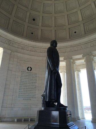 City Segway Tours of Washington, DC : Jefferson Memorial