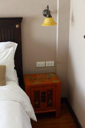 Sala Arun: Room fixtures