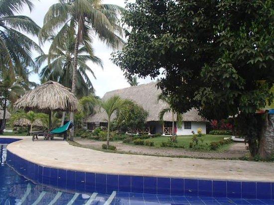 The Dreamer Hostel On The Beach: pileta, divina!!!