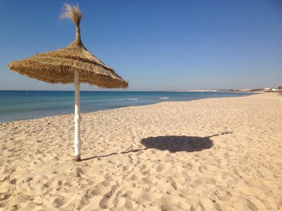 Smartline Hammamet Regency: Beautiful beach