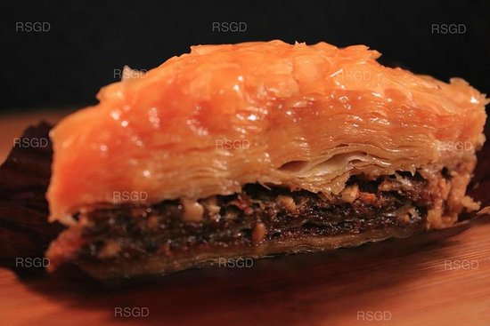 Ramseys Steak and Grill Delivery: Baklava