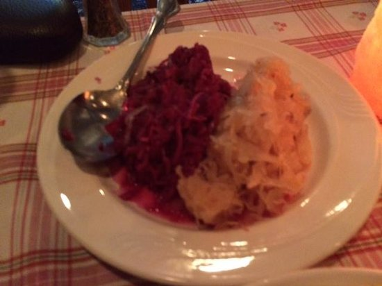 Schmankerl Stube Bavarian Restaurant : It was so good