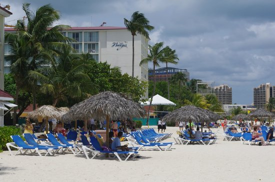 Breezes Resort & Spa Bahamas: From in front