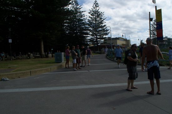 Cronulla beach walk