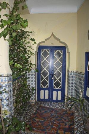 Hotel Sherazade: Room 20
