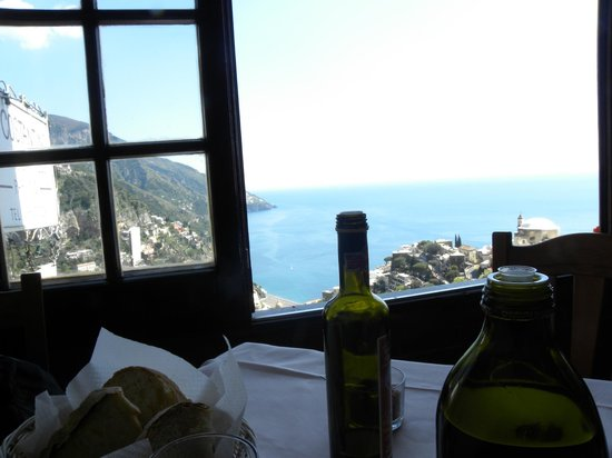 Best Tour Of Italy: Lunch with a view