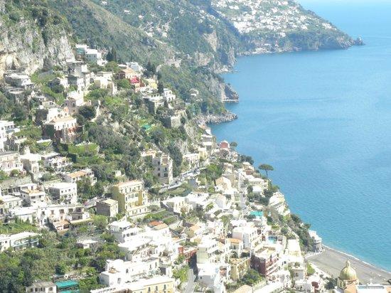 Best Tour Of Italy: Positano