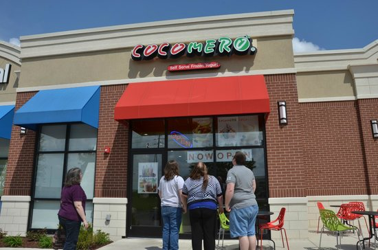 Cocomero Frozen Yogurt