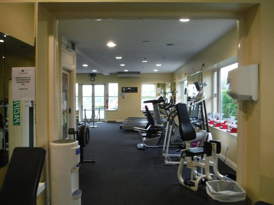 Dunraven Arms Hotel: Workout gym