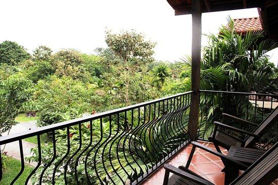 Casa Luna Hotel & Spa: Balcony View