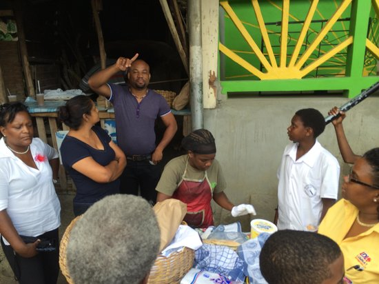 Real St. Lucia Tours : Great suggestion, Delvin! This bread is awesome!