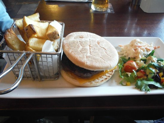 Sean Collins & Sons Bar: Hamburger