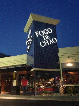 Fogo de Chao Brazilian Steakhouse : Exterior