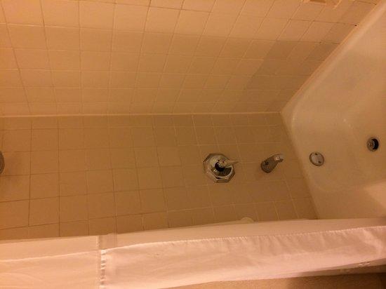 New York Marriott Marquis: vue depuis la chambre