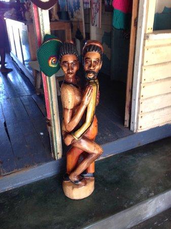 Hotel Riu Palace Tropical Bay: Craft market