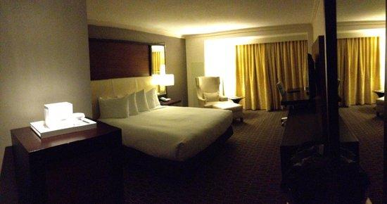 Hilton McLean Tysons Corner: Nice hotel