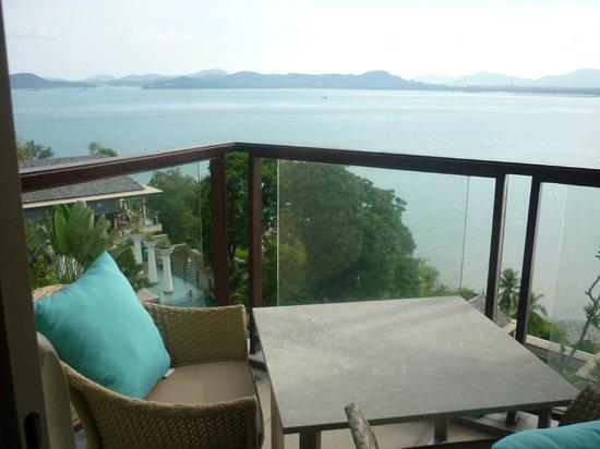 The Westin Siray Bay Resort & Spa Phuket: バルコニーからの