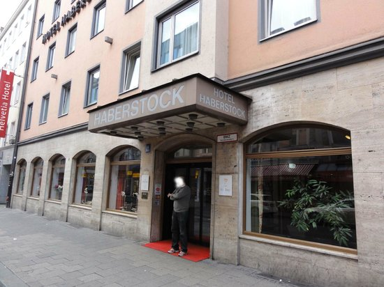 Hotelisssimo Haberstock: Front