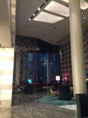 Novotel Bangkok Platinum Pratunam : Lobby