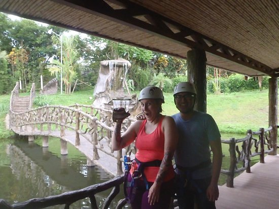 Tours to Go Costa Rica: All geared up