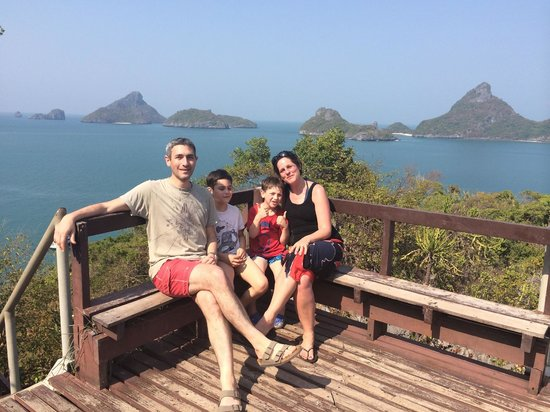 Thai Island Cruising: Ang Thong Marine Park
