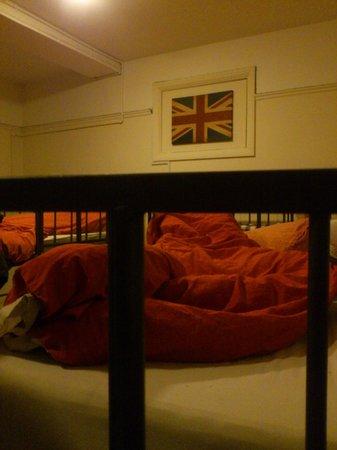 Dover Castle Hostel & Flatshares: Habitación grande