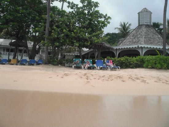 Hawksbill by Rex Resorts: View from ocean