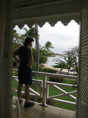 Hawksbill by Rex Resorts: View from Room