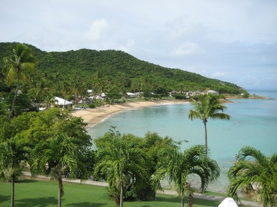 Hawksbill by Rex Resorts: View from reception patio